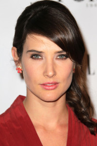 Cobie Smulders attends ELLEs Inaugural Women in Television Celebratory Dinner at the Soho House on January 27th 2011 in West Hollywood 1