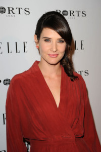 Cobie Smulders attends ELLEs Inaugural Women in Television Celebratory Dinner at the Soho House on January 27th 2011 in West Hollywood 4