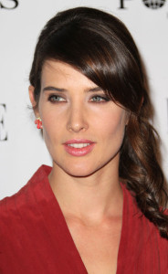 Cobie Smulders attends ELLEs Inaugural Women in Television Celebratory Dinner at the Soho House on January 27th 2011 in West Hollywood 2