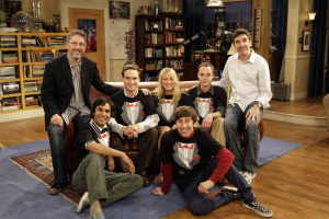 poster photo of the comdey series The Big Bang Theory 9