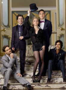 poster photo of the comdey series The Big Bang Theory 7
