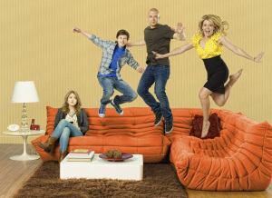 The comedy series Melissa and Joey free poster quality for print and desktop wallpaper 2
