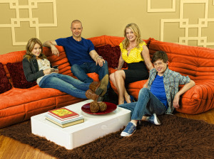 The comedy series Melissa and Joey free poster quality for print and desktop wallpaper 1
