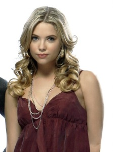 Ashley Benson picture of from the TV show Pretty Little Liars