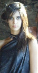 picture of Karima Gauit from Morocco before joining star academy 8th season 8