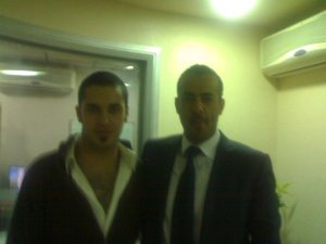 photo of Houssam Taha from Syria before star academy 10
