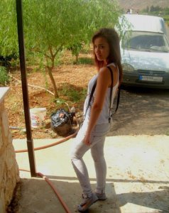 various pictures of Nina Abdel Malak from Lebanon 2