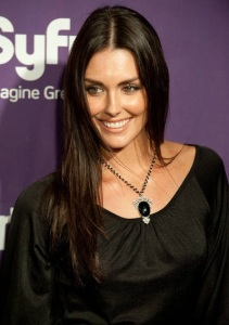 Taylor Cole seen at the San Diego Comic Con International event at the SyFy Party on July 24th 2010 in San Diego