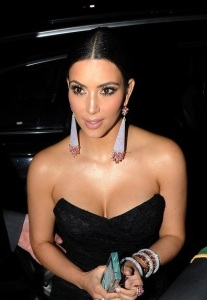 Kim Kardashian photo on June 7th 2011 at the Glamour UK Women of the Year awards 1