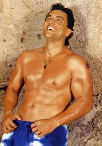 Osvaldo Rios topless photo shoots 7