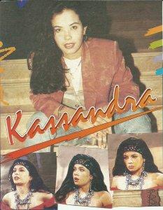 Coraima Torres photo from the drama series Kassandra 1