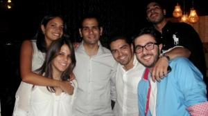 Mahmoud Shokry newest pictures at the opening of WIF retsaurant on June 26th 2011 in Zamalek Egypt 16