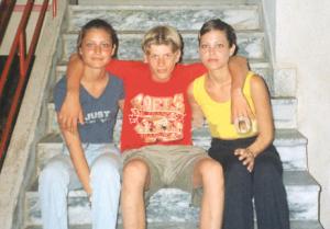 kivanc tatlitug photo when he was a young teenager boy