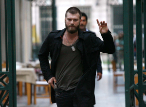 Kivanc Tatlitug wallpaper from the new series EZEL
