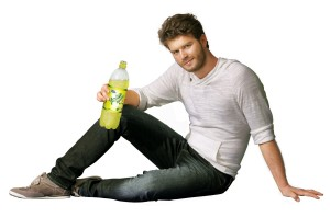 Kivanc Tatlitug HQ photo from the yedigun beverage ad