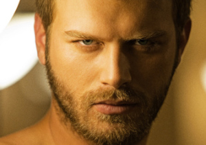 Kivanc Tatlitug face closeup picture