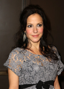 Mary Louise Parker attends the opening night of Lizas At The Palace on Broadway at the Palace Theatre on December 3rd 2008 in New York 1