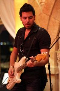 Jack Haddad new photo at the celebration party of Christine held on July 1st 2011 in Jbeil Lebanon 1