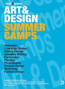 arts design summer camp