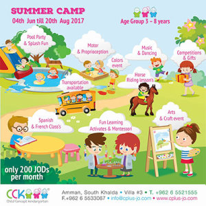 child concept summer camp 1