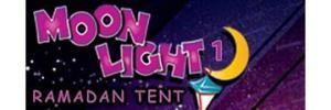 moonlight ramadan tent