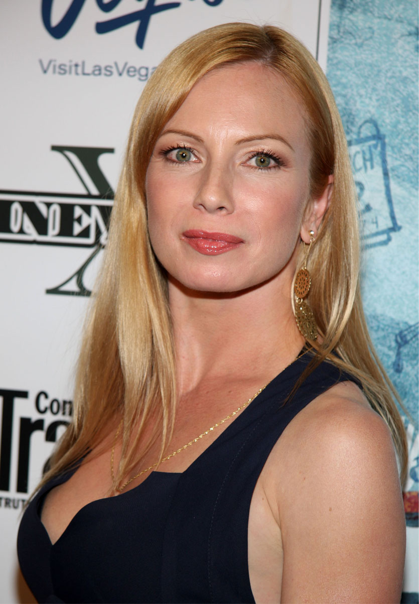 Traci Lords arrives at at Your Name Here movie Screening on the 14th