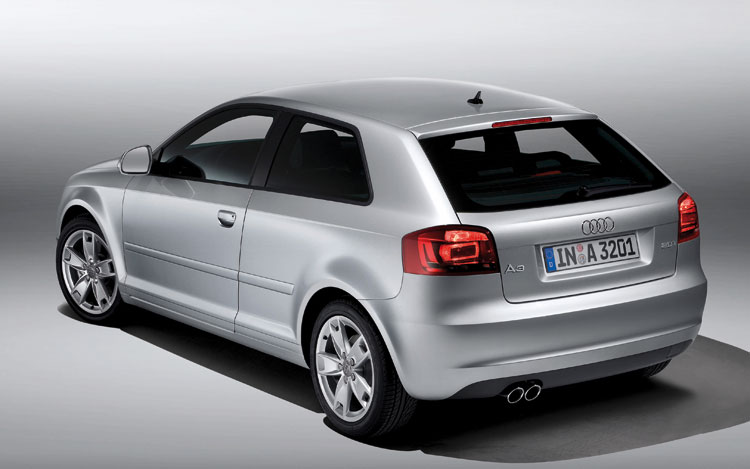 Audi A3 2009 A3 2009 Audi A3 back left - picture uploaded by hisham to