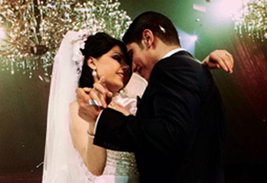George donia wedding