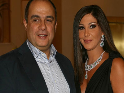 Wael Kfoury Wife Wael Kfoury Married