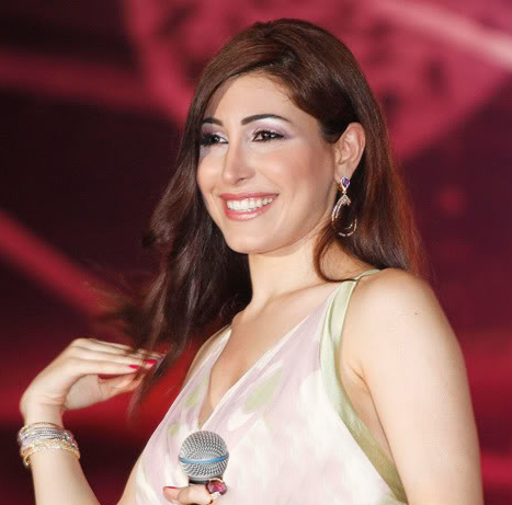 Lebanse singer Yara pictures on various occasions 8 ...