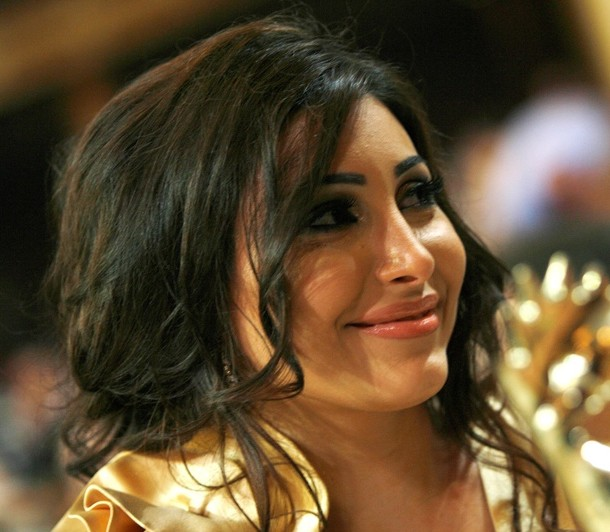 Lebanse singer Yara pictures on various occasions 21 ...
