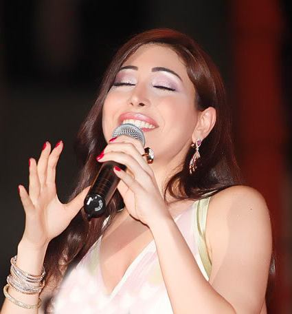 Lebanse singer Yara pictures on various occasions 5 ...
