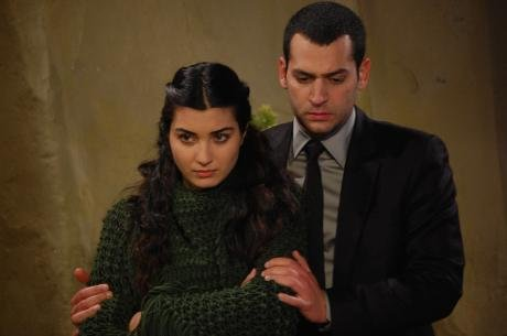 Photo from the turkish drama series Asi on mbc4 17 2