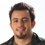 picture of the Star Academy season seven student bassel Khouri from jordan