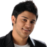 picture of the Star Academy season seven student rami from lebanon