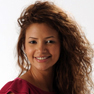picture of the Star Academy season seven student rania jazzar from egypt