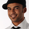 picture of the Star Academy season seven student mohamad from egypt