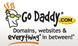 LOGO of the domain name registrar Godaddy