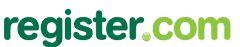 LOGO of the domain name registrar Register.com