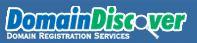 logo of the domain name registrar DomainDiscover