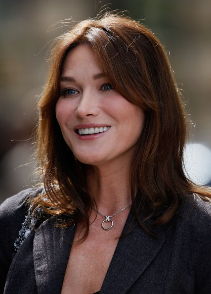 Carla Bruni Sarkozi photo