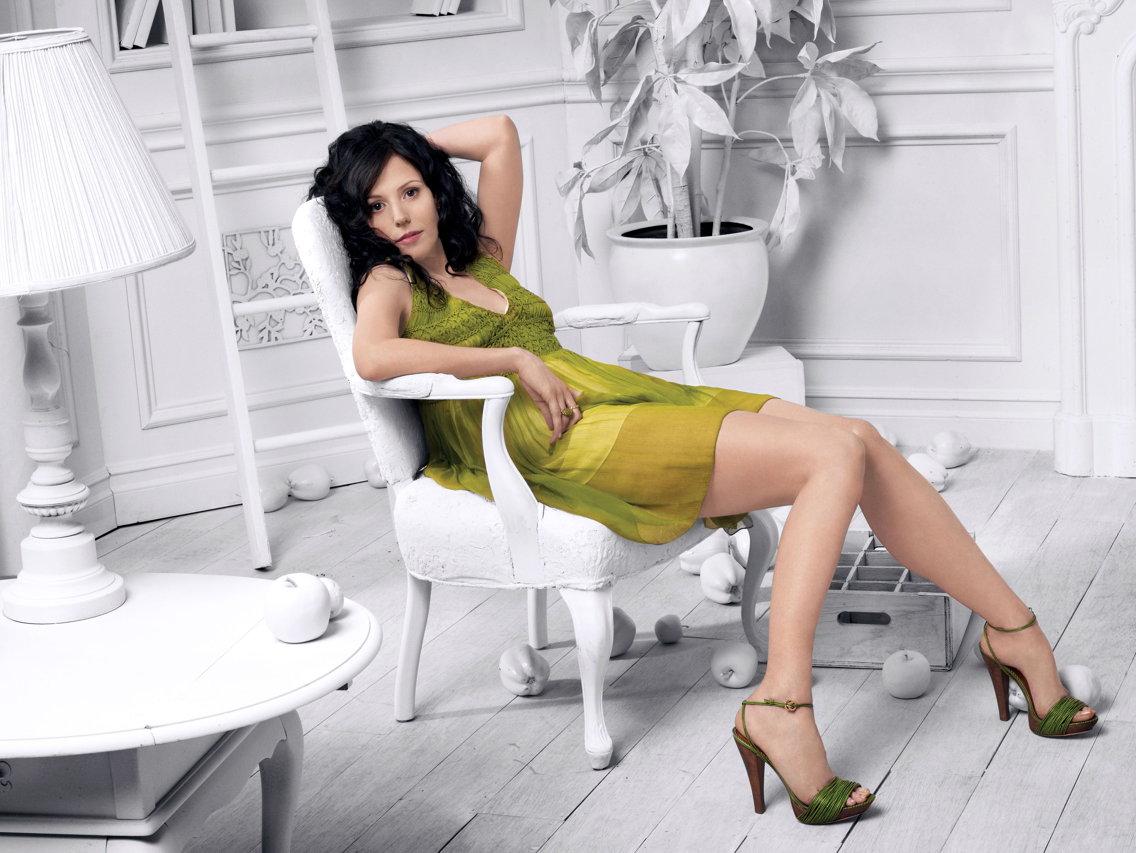 Mary Louise Parker high quality photoshoot promo of the ...