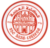 logo of the arab college in amman jordan