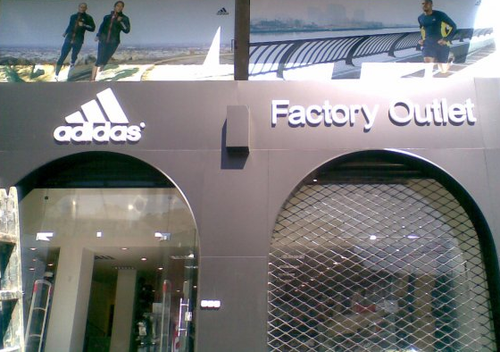 Adidas Factory Outlet store photo of Amman located in Jordan University Street