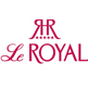 Logo of le royal cinema in Jordan