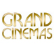 Logo of Grand Cinema in Jordan