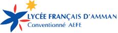 Lycée français d'Amman logo