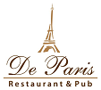 Cafe De Paris Logo