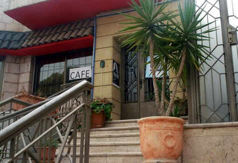 Cafe De Paris Building Photo
