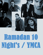 Ramadan Nights of YMCA in amman 2012